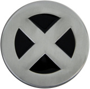 X-Man Die Cast Pewter Finish Enamelled Belt Buckle