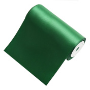 Laribbons 10cm Wide Solid Colour Double Face Satin Ribbon - 5 Yard/Spool