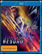 Star Trek Beyond [Region B] [Blu-ray]