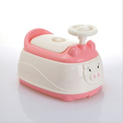 Baby small baby toilet potty urinal , pink