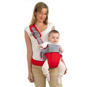 Enjoydeal Multi-function Toddler Strap Hip Seat Front Infant Carrier Sling Belt Red