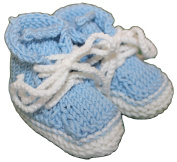 Baby Shoes, Wool, Made in Germany, Gift New Baby Girls Boy