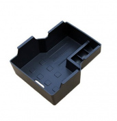 Car Armrest Box Centre Secondary Storage Box Glove Stowing Tidying Container Tray fit Suzuki Vitara ABS Plastic