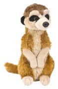Cuddlekins Soft Toy Meerkat Soft Toy Sitting 20 CM