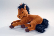Althans 55708 Horse Lying Down, Large, 60 CM