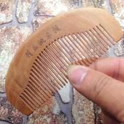 Nice wooden comb health massage