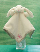 Jomanda Cream Bunny Soother Blankie
