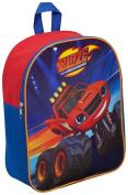 Children Kids Blaze & Monster Machines School Travel Shoulder Strap Bag with Monster Machine Design