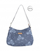 Braeburn Birds & Waves Hobo Bag