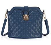 Minetom Women PU Shoulder Lightweight Satchel Messenger Cross Body Mini Little Travel Handbag Casual Fashion Bag