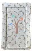 VLC babies Deluxe Padded Changing Mat 100% Made in Britain. 77cm x 47cm
