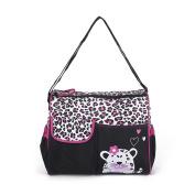 Multifunctional Baby Nappy Nappy Changing Bag Mummy Handbag Tiger Pattern