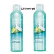 2 x Avon Naturals Escape Coconut and Starfruit Shower Gel - 100ml