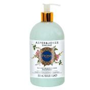Asper & Jones Peony Luxury Conditioning Hand Wash 500ml