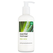 Aloe Vera Hand & Body Lotion essential Waitrose 300ml