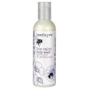Beefayre 'Bee Calm' Lavender & Geranium Body Wash 200ml