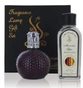 Fragrace Lamp Gift-Set - Damson in Distress with Moroccan Spice Fragrance