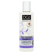 DGJ Organics Thickening Shampoo with Caffeine 250ml