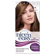 Nice n Easy No Ammonia Hair Dye Light Golden Brown 76
