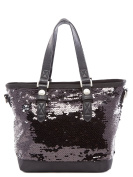 George Gina & Lucy The Lucy Romance Glamster Lizzy Handbag black