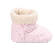 Saingace® Baby Soft Sole Snow Boots Soft Crib Shoes Toddler Boots