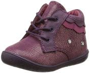 Minibel Baby Girls' Lafleur First Walking Shoes