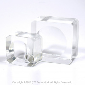 LashArt Crystal Stand Adhesive Glue Pallet Eyelash Extension Tool