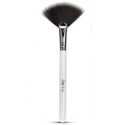 Nanshy Fan Makeup Brush Highlight Contour Bonzer Blush Powder Application