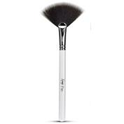 Nanshy Fan Makeup Brush Highlight Contour Bonzer Blush Powder Application