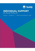 Individual Support in Australia
