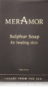 MerAmor Sulphur Soap for Healing Skin 125gr