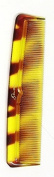 """Stratton - Premium Professional Quality Tort Shell Hairdressing Comb """"Oxford"""" Design"""