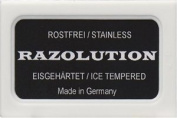 10 Razolution blades (1 pack) + 1 Free Silver Star bIade