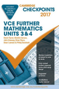 Cambridge Checkpoints VCE Further Mathematics 2017 and Quiz Me More
