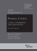 Federal Courts, Cases, Comments and Questions
