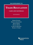 Trade Regulation, Cases and Materials