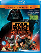 Star Wars Rebels [Region B] [Blu-ray]