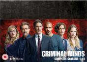 Criminal Minds: Seasons 1-11 [Region 2]