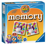Ravensburger Go Jetters Mini Memory Game
