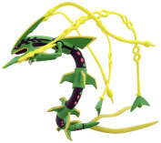 Takaratomy Official Pokemon X & Y Hyper Size HP-07 Mega Rayquaza 13cm Action Figure
