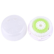 Ciamlir Compatible Replacement Facial Cleansing Brush Heads (2-Pack), Designed for Designed for Acne-Prone Skin Cleansing