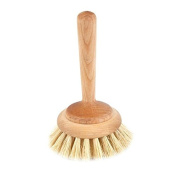 Iris Hantverk Oiled Maple Bath Brush with Tampico Fibre