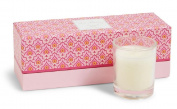 Vera Bradley Macaroon Rose Candle Gift Set in Gift Box