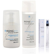 Mirai Clinical Persimmon Body Wash, Body Serum & Body Spritzer