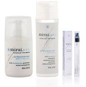 Mirai Clinical Persimmon Body Wash, Body Serum & Body Spritzer
