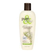 Pure and Basic Natural Anti-Dandruff Conditioner - Tea Tree and Rosemary - 350ml