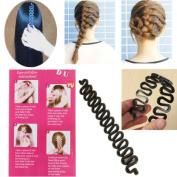 French Hair Braiding Tool Roller Magic Hair Twist Styling
