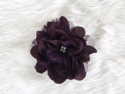 Lolita lace Flower Hair Clip and Pin with pearl