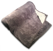 Premium Microfiber Extra-Large Hair Towel by The Curly Co. with The Curly Co.