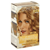 Superior Preference Fade-defying Colour and Shine System, Level 3 Permanent, Golden Blonde/warmer 8g, 1 Pack by L'Oreal Paris